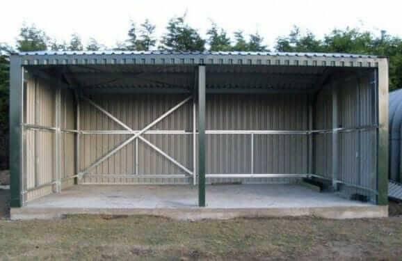 agricultural steel buildings